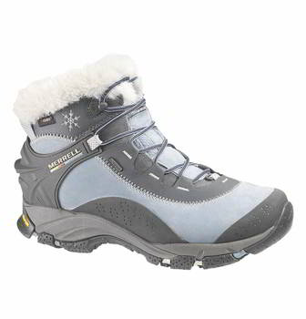 Ботинки женские Merrell 6 Thermo Arc 6 Waterproof women's boots smokey, 87846-06