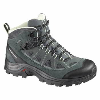 Ботинки женские SALOMON AUTHENTIC LTR CS WP W GY/GY/MY, L36666600 _4,5