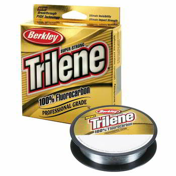 Леска Berkley Triline Fluoro Clear 180m 0.21, 028632237052, 1135535