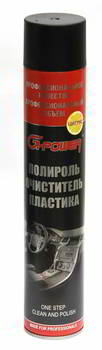 Полироль для пластика GUNK G-Power, Цитрус, 1000 мл., GP-752
