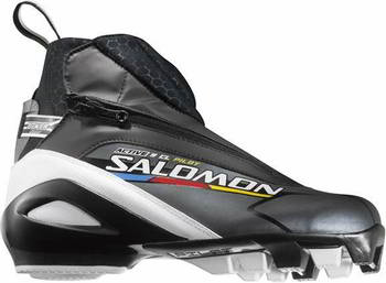 Ботинки лыжные SALOMON 8, 5 ACTIVE PILOT 8.5, L3257240030_8,5