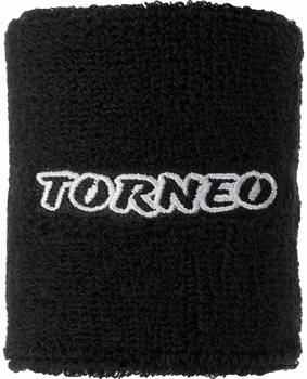 Напульсник спортивный Torneo Wristlet, 2 pieces черный, TI-HN10099_0
