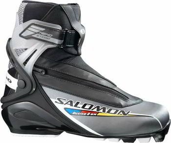 Ботинки лыжные SALOMON 11 ACTIVE 8 SKATE 11, L1265380035_11