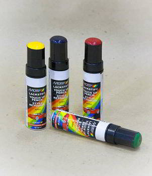 ����� ������������� Motip ׸���� �������, ��������, 12 ��., black mat 12ml