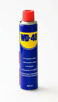 Смазка многоцелевая WD-40 WD-40, 300 гр.