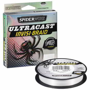 Леска Berkley SpiderWire 8Carrier Invisi 270m 0.20, 1278810/1345581