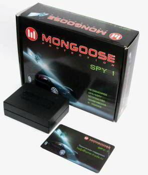 Автосигнализация Alliance Marketing Europe Limited(АМЕ) Mongoose SPY1 маяк GPS/GSM, Mongoose SPY1