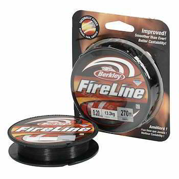 Леска Berkley FireLine Smoke 110m 0.25mm, 1308659