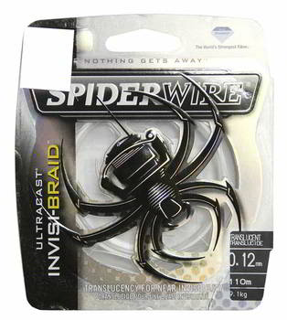Леска Berkley плет. SpiderWire 8Carrier Invisi 110m 0.25, 1345575