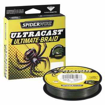 Леска Berkley плет. SpiderWire 8Carrier UltraCast Green 150m 0.35, 1363792