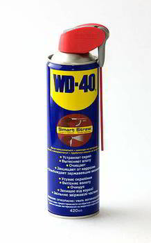 Смазка многоцелевая WD-40 WD-40, NEW, 420 гр.